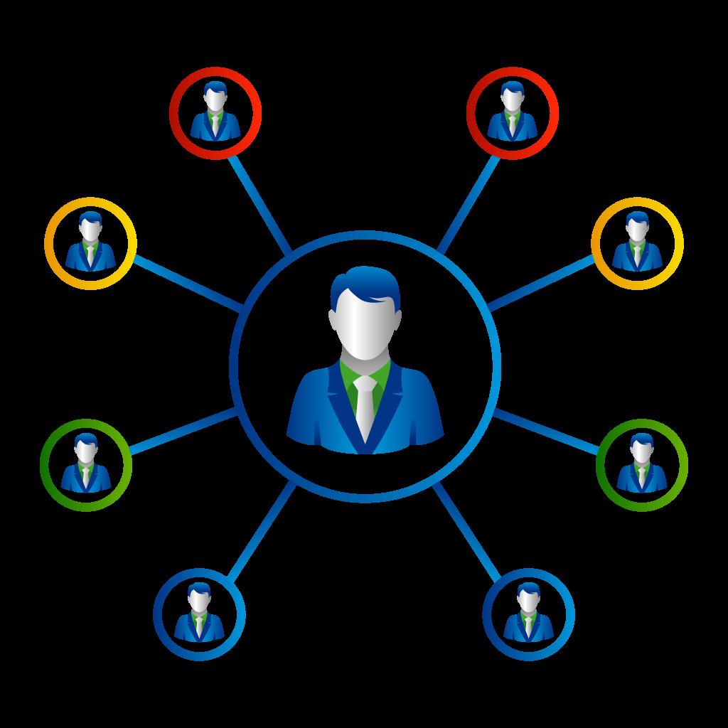 Teamentwicklung Icon